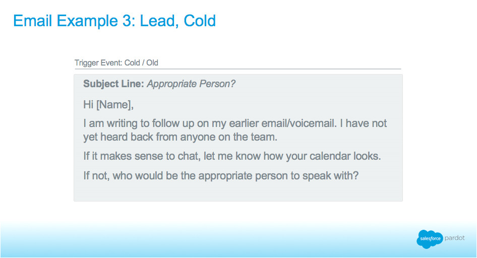 the anatomy of a successful sales follow up email