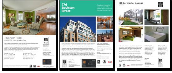free fsbo real estate flyer templates