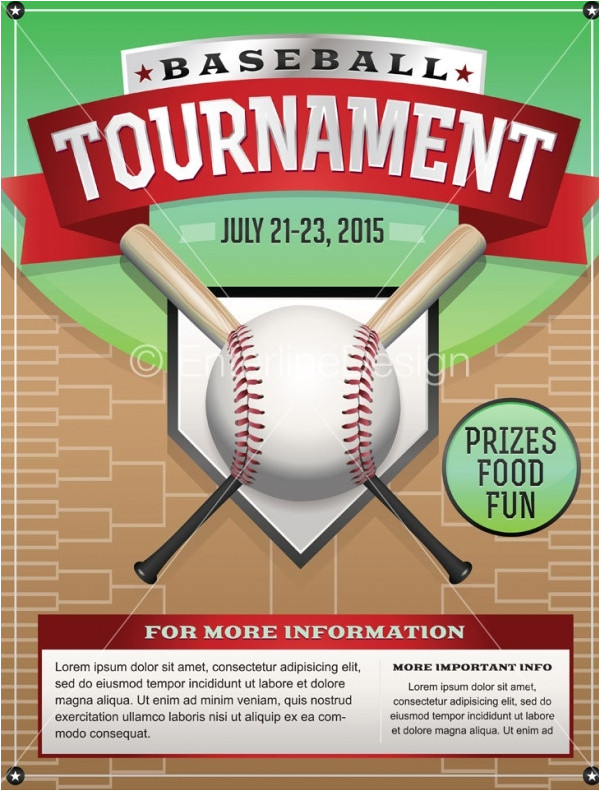 Free Baseball tournament Flyer Template 26 Amazing Baseball Flyer Templates Psd Ai Docs Pages