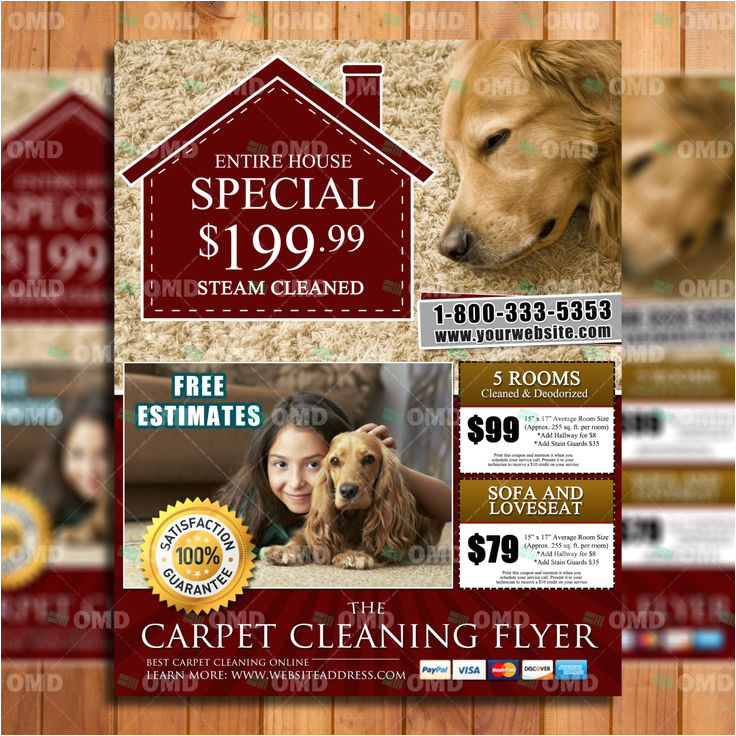 carpet cleaning marketing