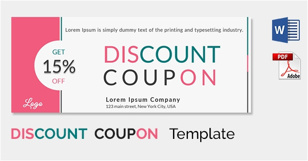 blank coupon template 32 free psd word eps jpeg format download