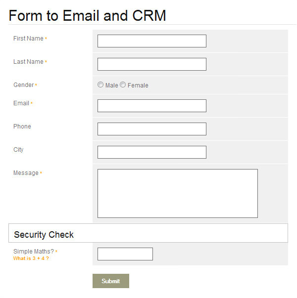 Free Email forms Templates 35 Best PHP Contact form Templates Free Premium Templates