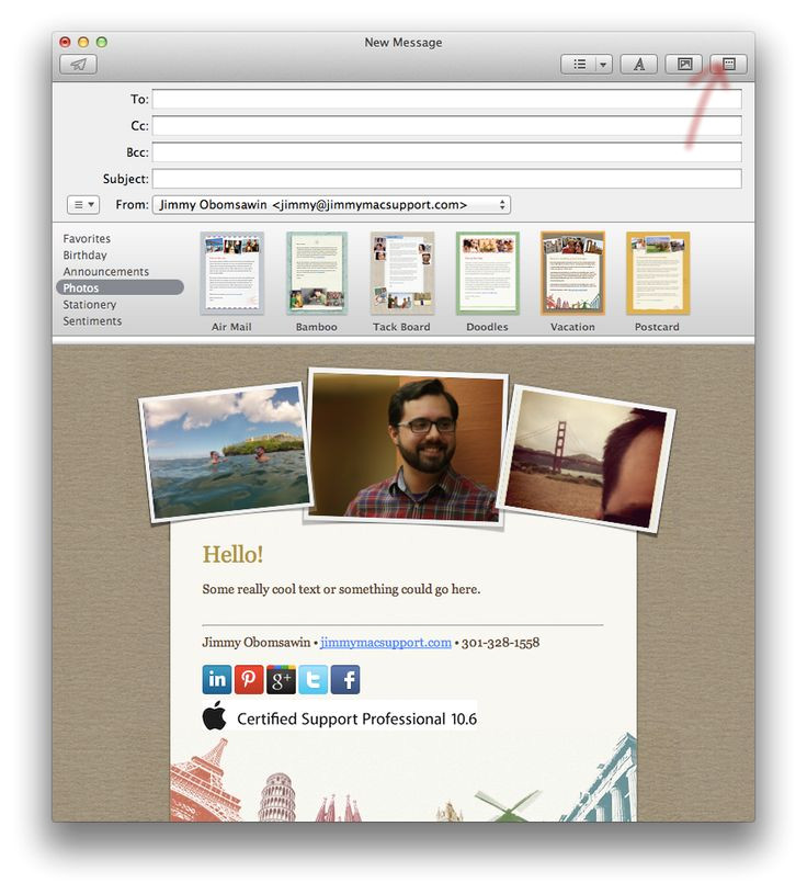 Free Email Stationery Templates for Mac 130 Best Ps Elements Iphoto Free Fonts Images On