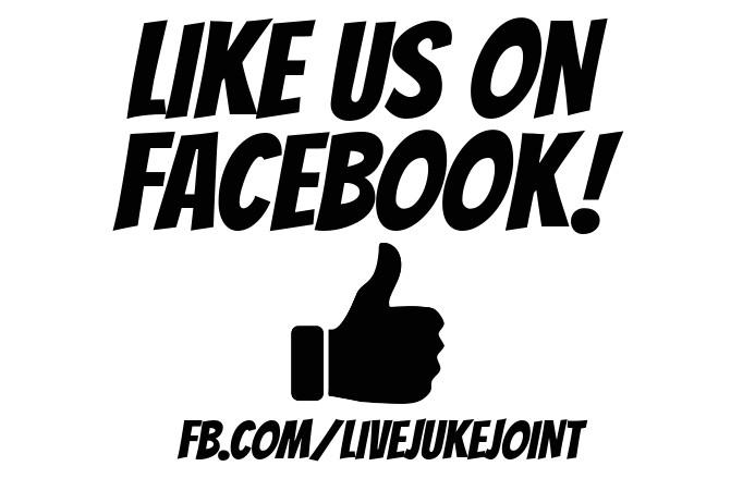 like us on facebook flyer template