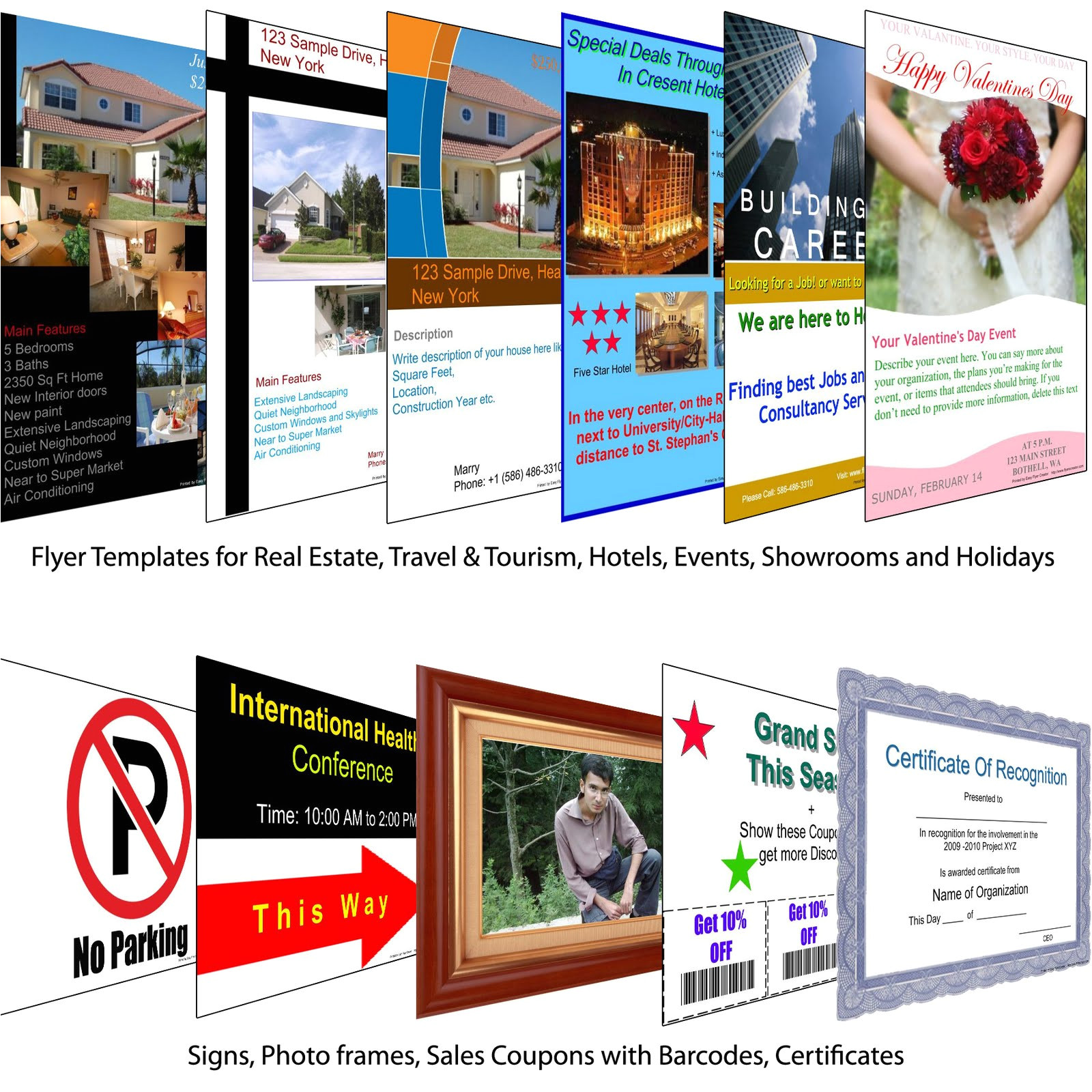 easy flyer creator with free flyer