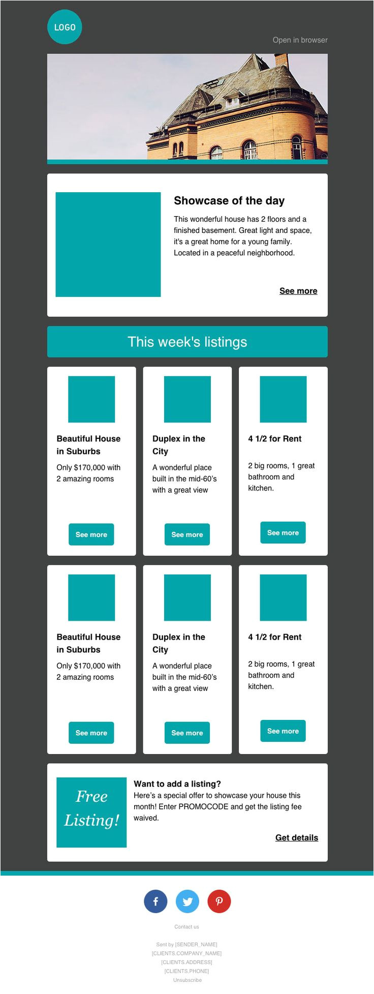 Free Online Newsletter Templates for Email 17 Best Ideas About Free Email Templates On Pinterest