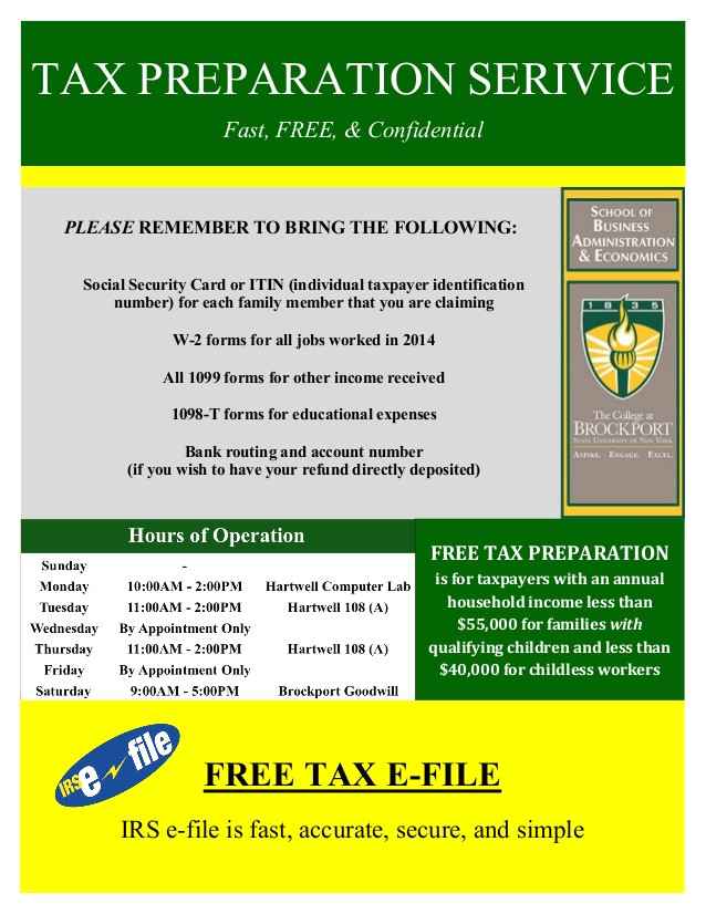 tax flyer 53049169