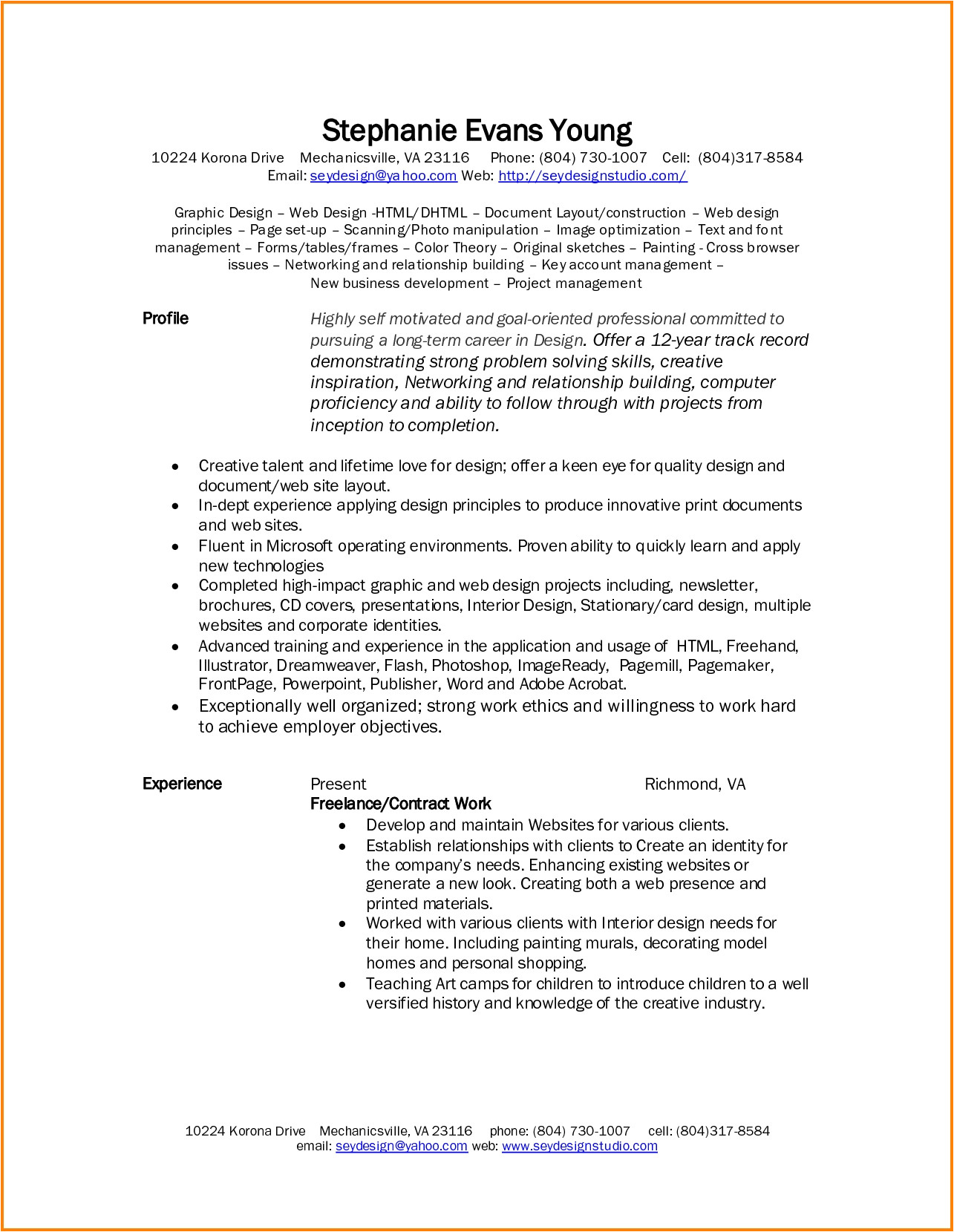 graphic design freelance contract template with freelance contract 4