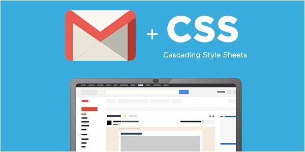 gmails update css stylesheets