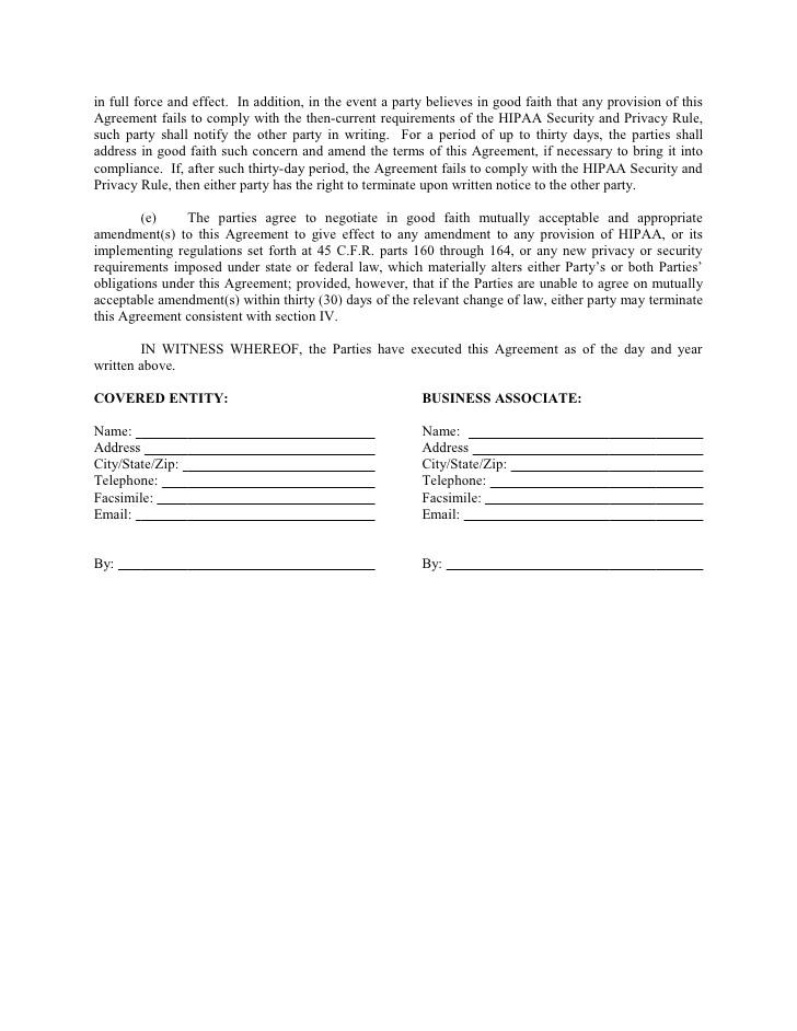 sample business associate agreement 3172662