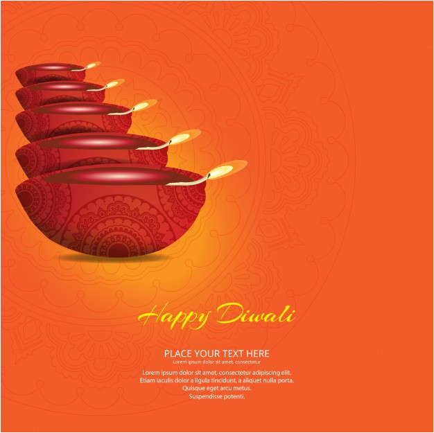 diwali greeting template 1267011