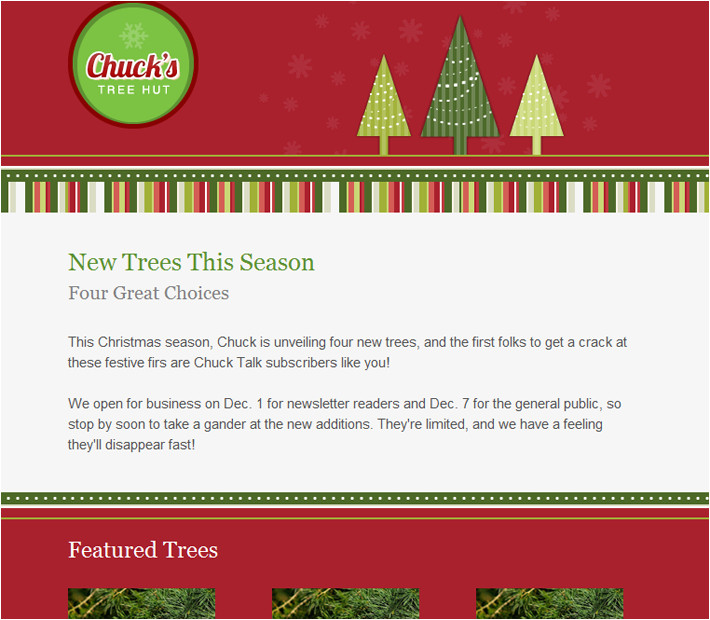 new year christmas email templates