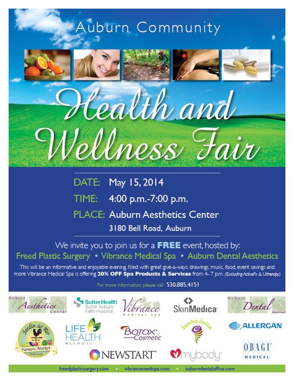 health fair may 15