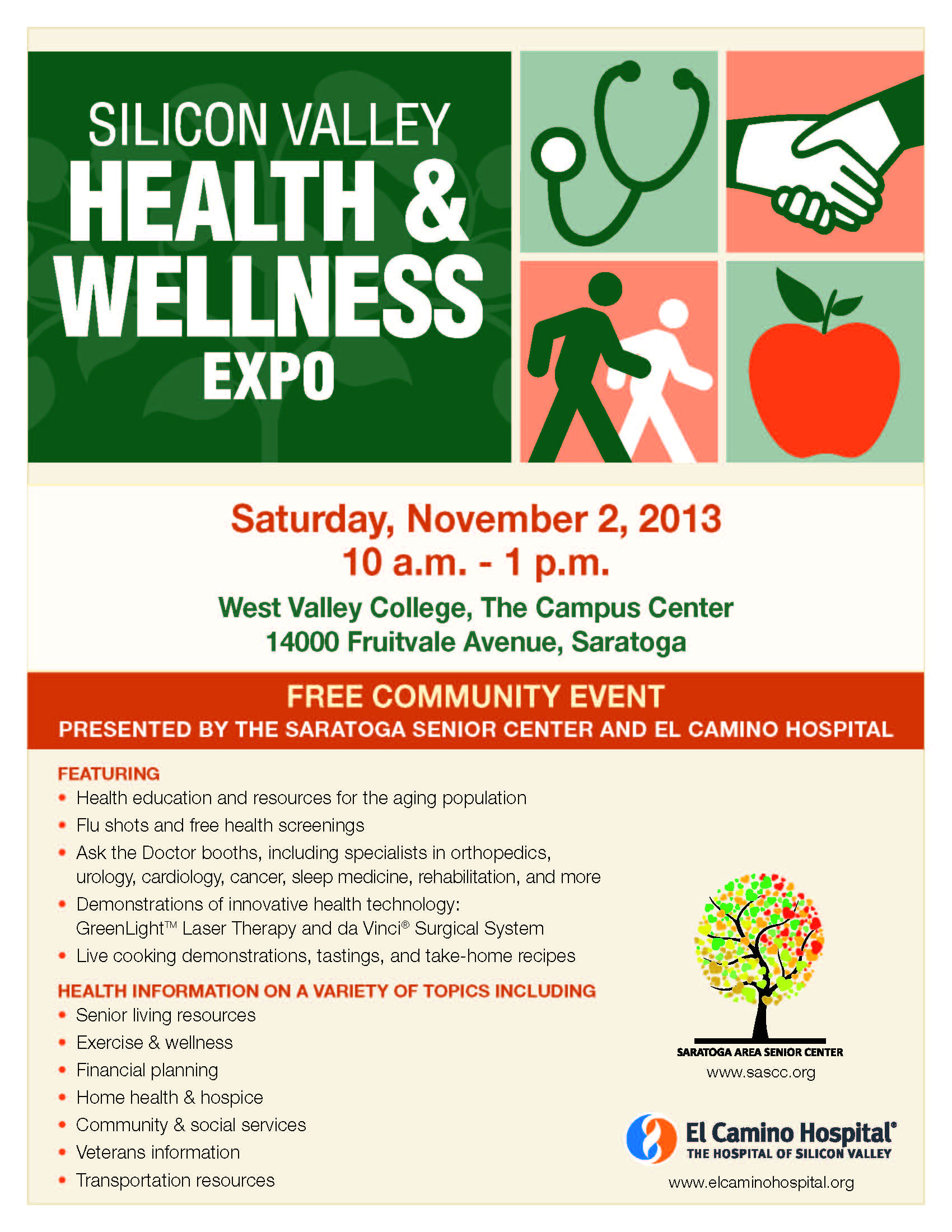 silicon valley health and wellness expo