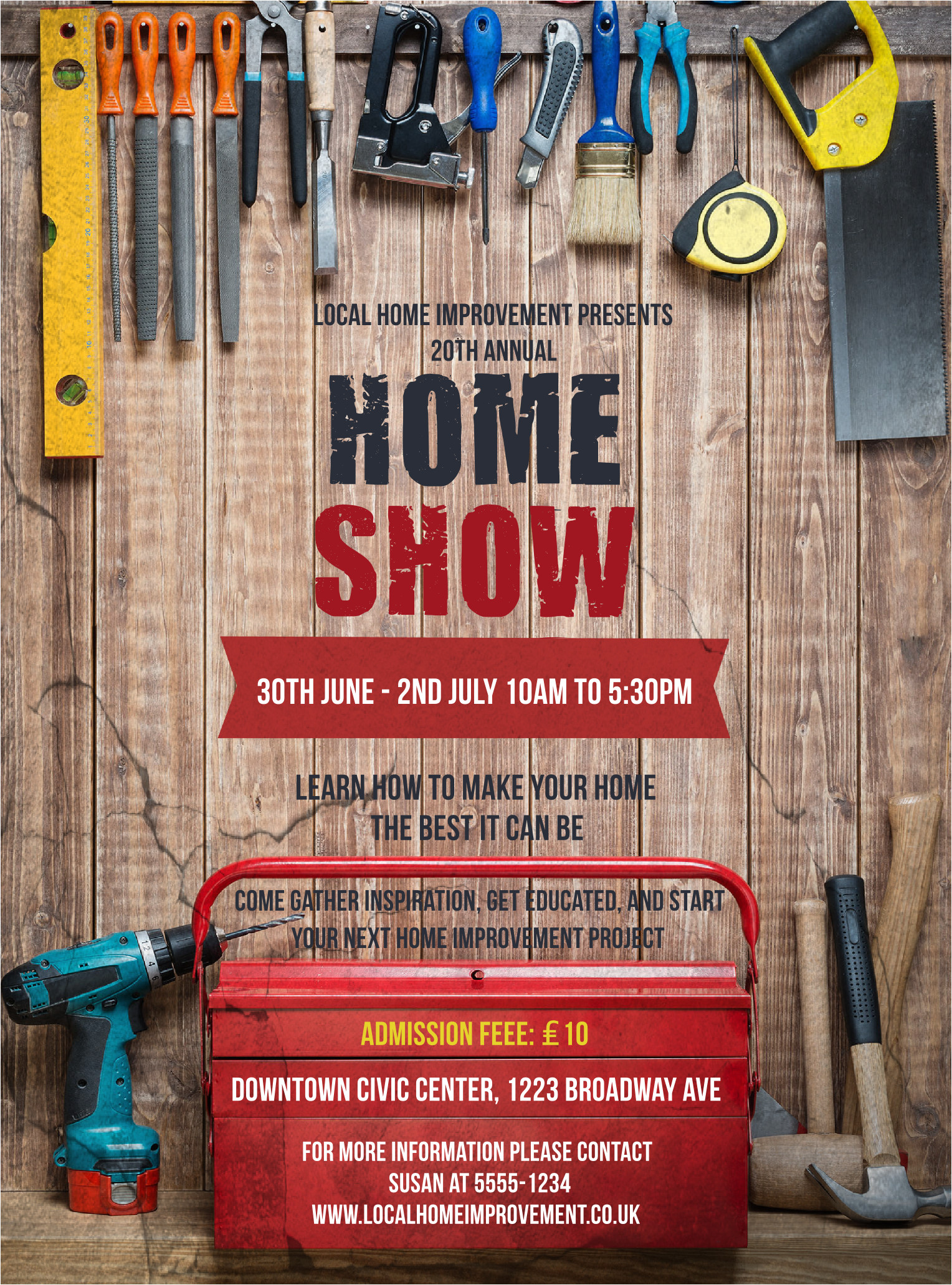 Home Improvement Flyer Template Free Home Improvement Flyer