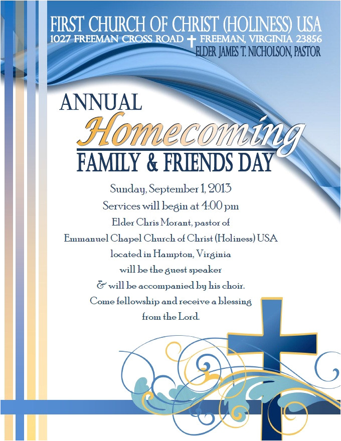 homecomingfamily friends day