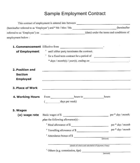 host family agreement form