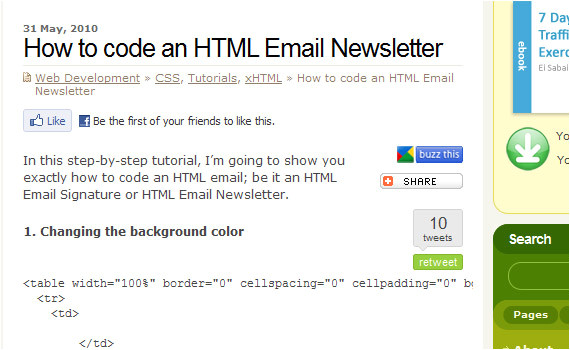 ultimate guide html emails
