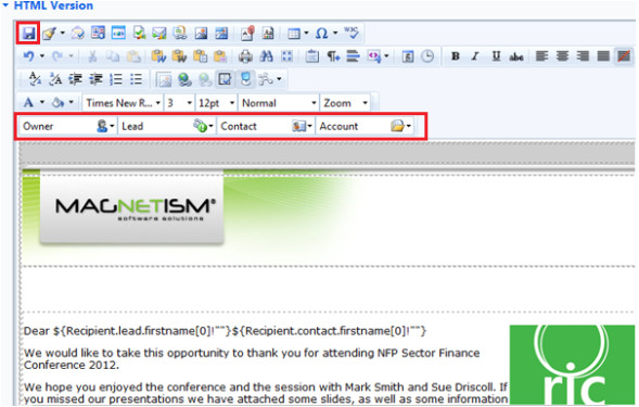 how to create e mail templates in dynamics crm 2011 using clickdimensions
