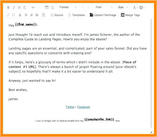 introducing someone via email sample