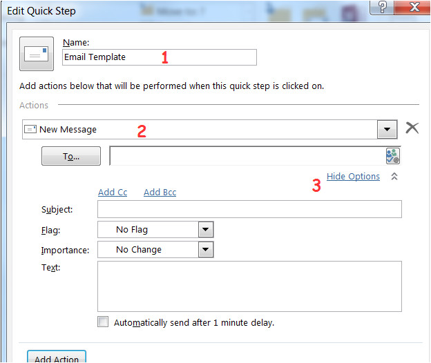 How to Make An Email Template In Outlook 2010 the Fastest Way to Create Email Templates In Outlook 2010