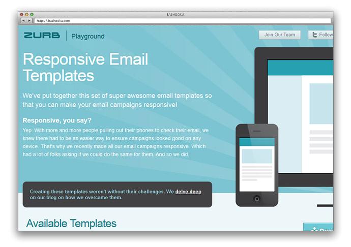 free premium responsive email templates