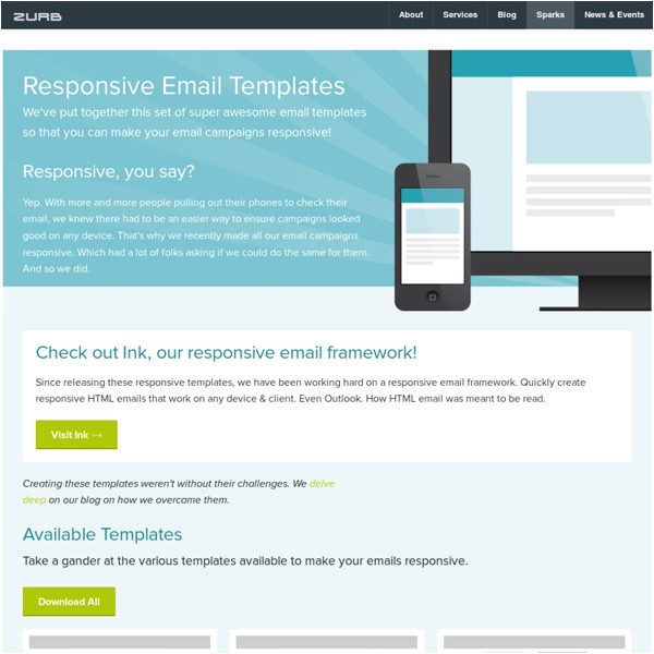 50040167 responsive email templates