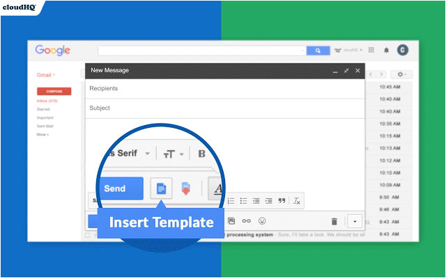 How to Send HTML Email Template In Gmail Gmail Email Templates Cửa Hang Chrome Trực Tuyến