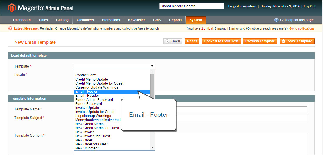 Html Email Footer Template Footer Template