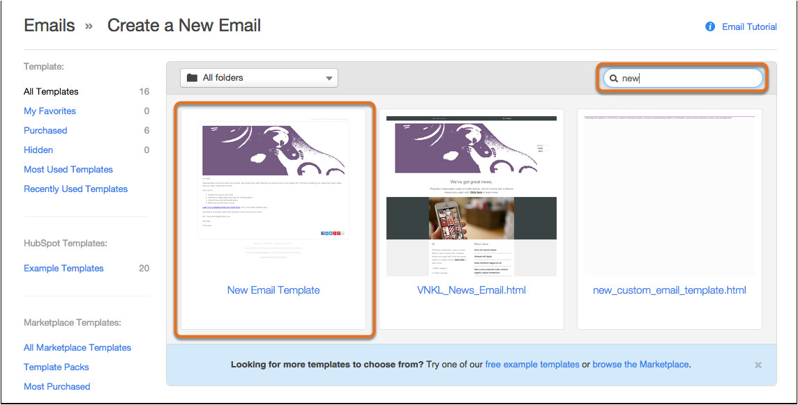 how to create and send emails