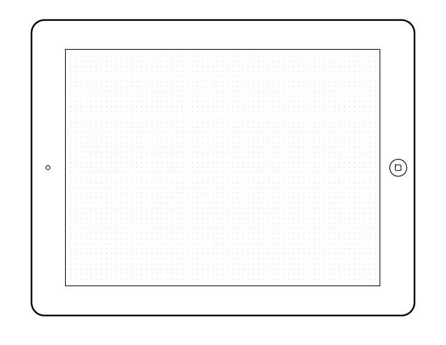 ipad design template