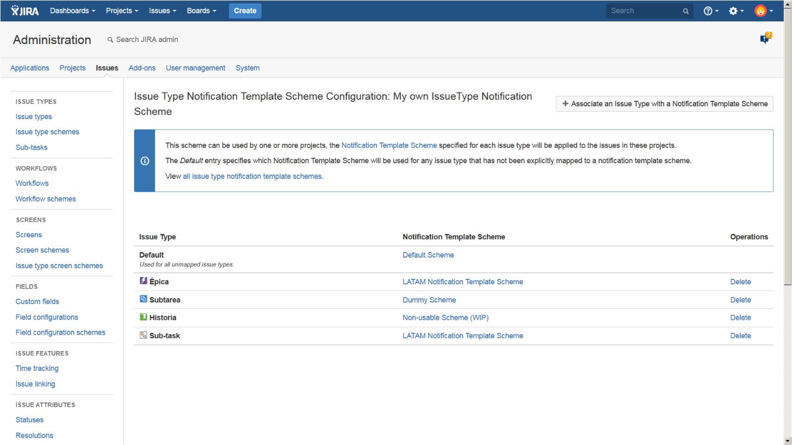 Jira Email Templates Templateme Customize Email Templates atlassian