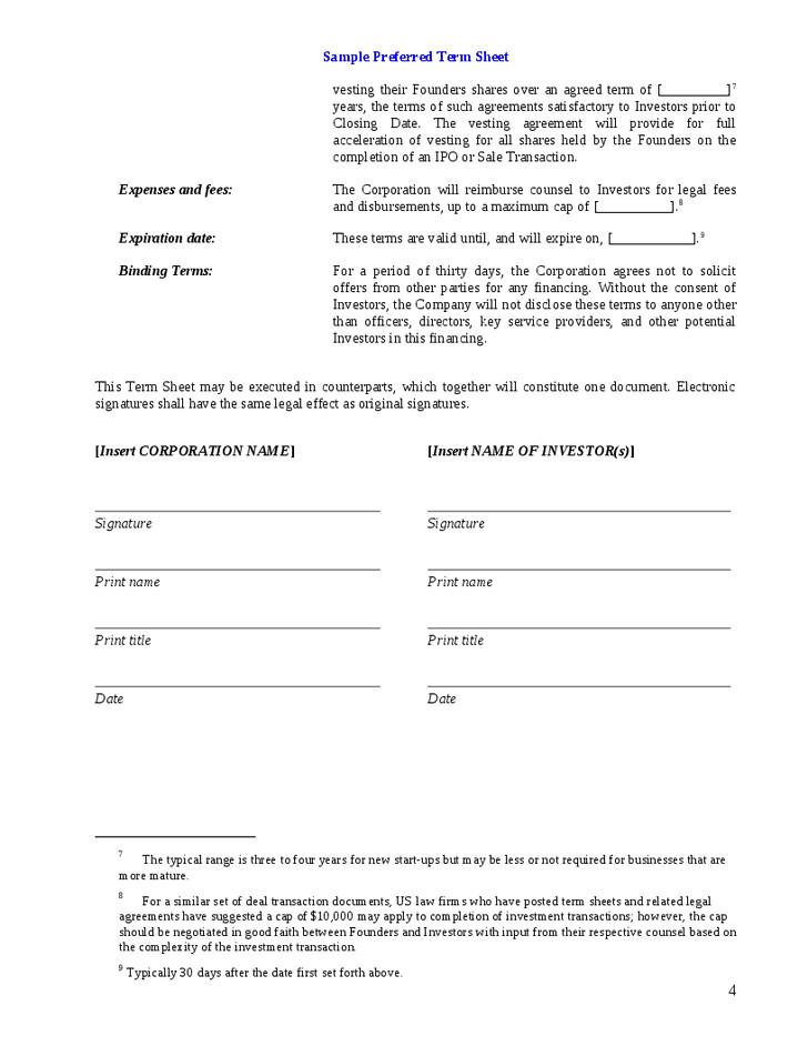 venture capital investment agreement pdf
