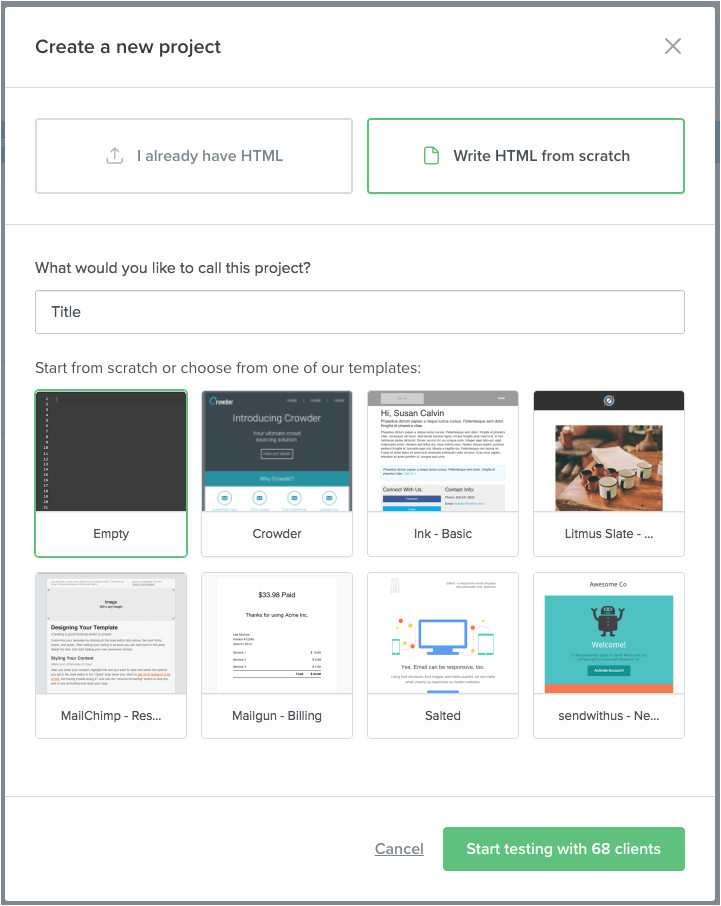 litmus builder essentials best practices for creating html email templates in builder