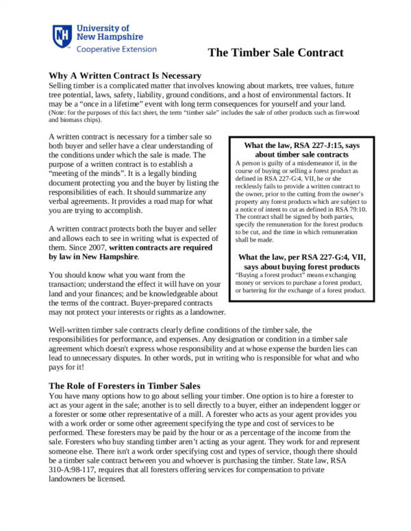 contract samples pdf
