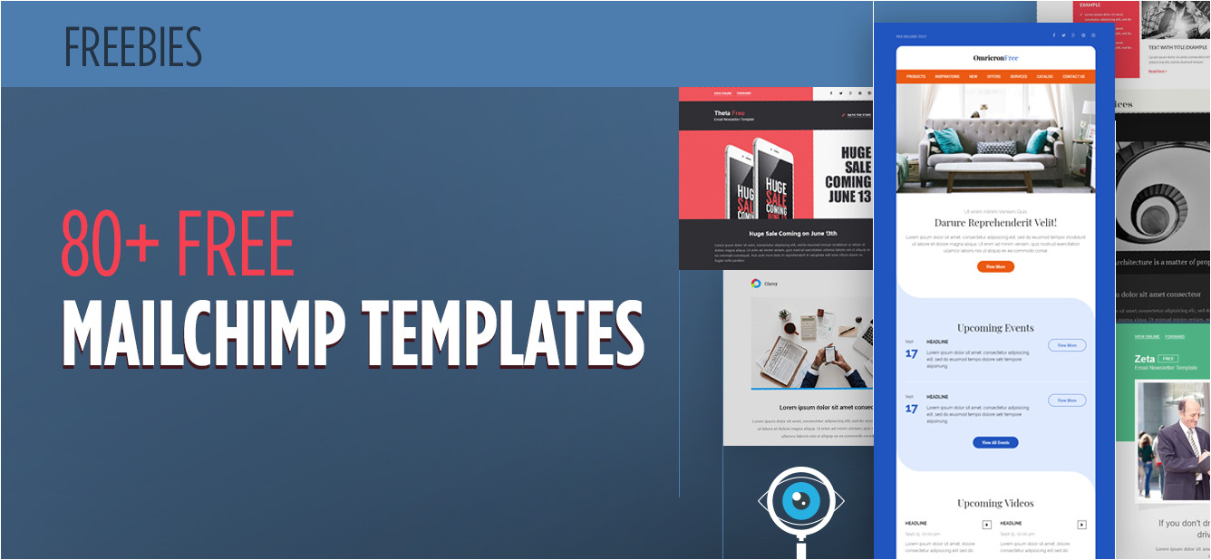 free mailchimp templates