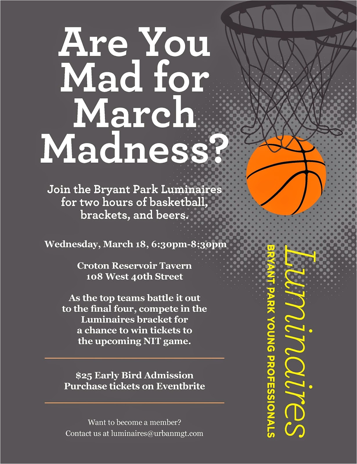 are you mad for march madness m 1