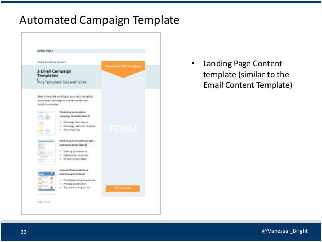 marketing automationtemplates