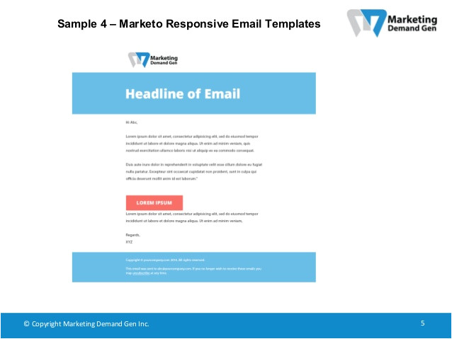 responsive templates mdg