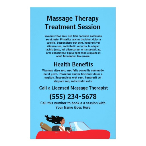 massage therapist flyer 244861220644086721