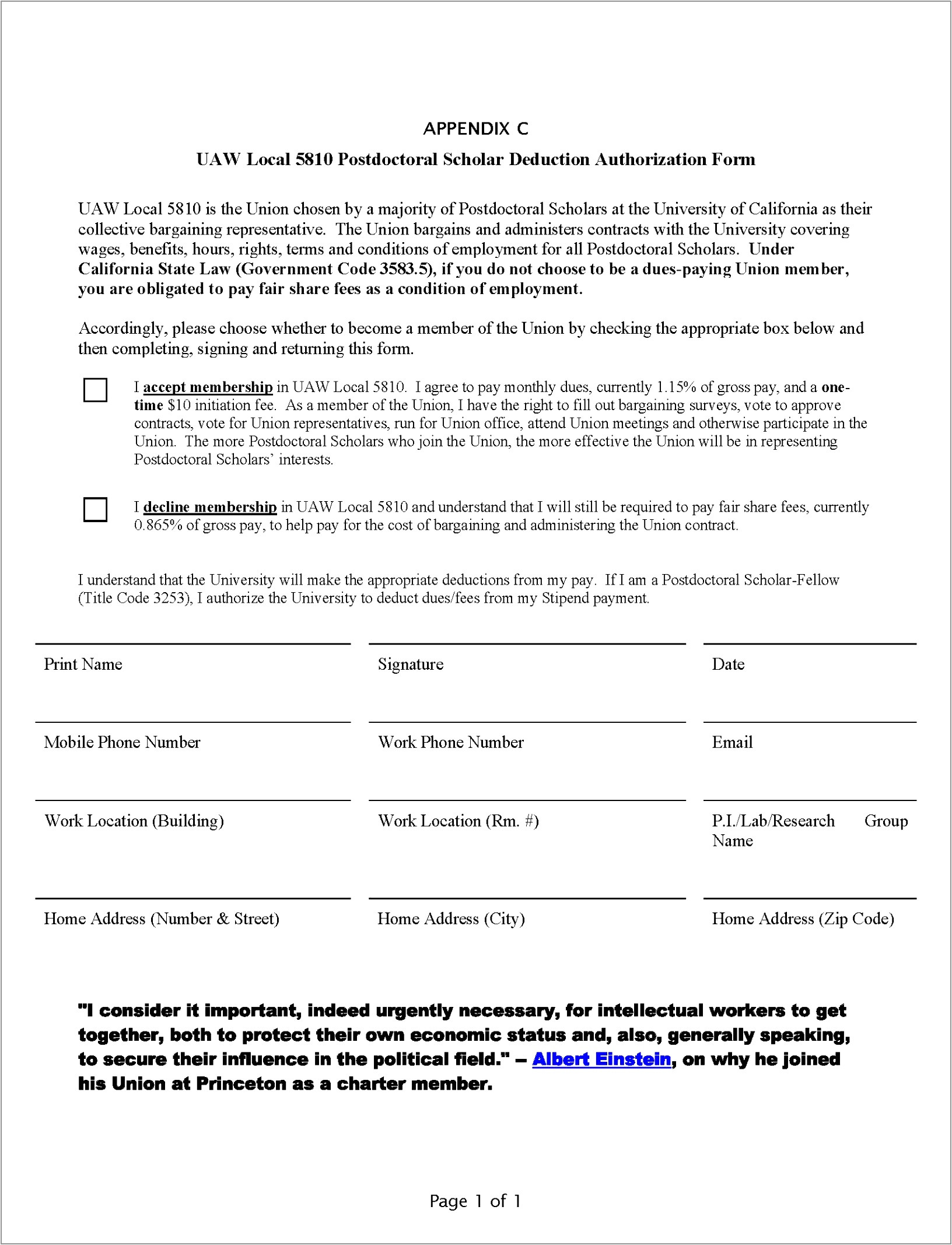 maternity leave contract template