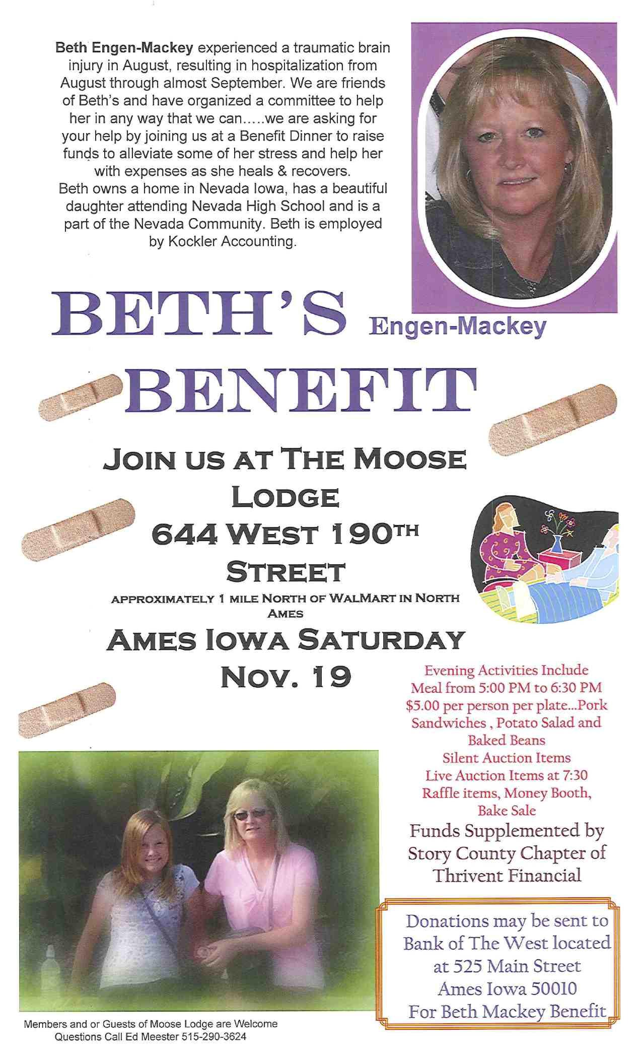 post benefit flyer for deceased 261264