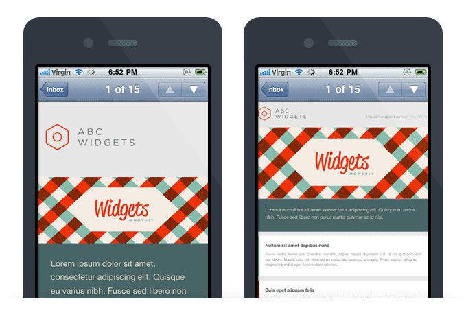 why responsive design matters when creating email templates