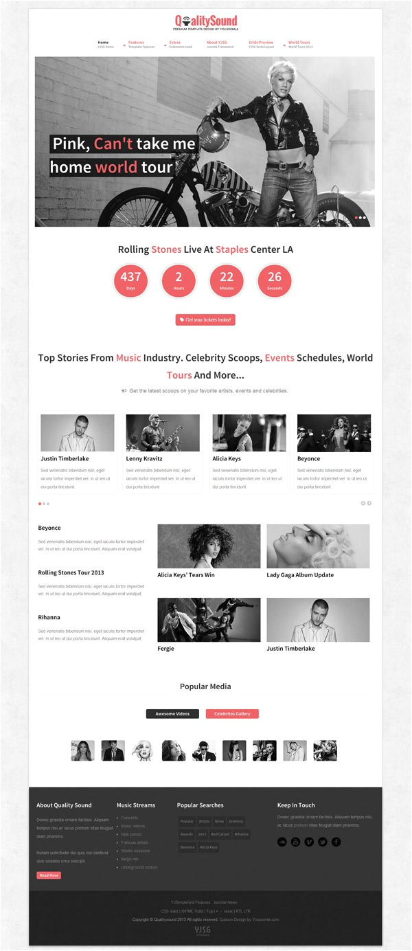 music email template music strore email template