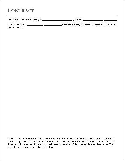 f513 notarized contract individual to organization