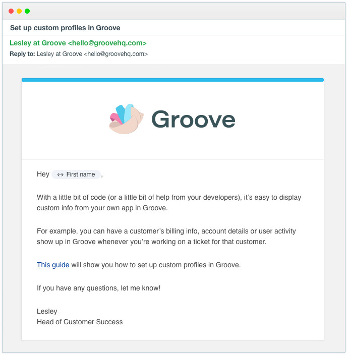 Onboarding Email Template 7 Customer Onboarding Email Templates that You Can Use