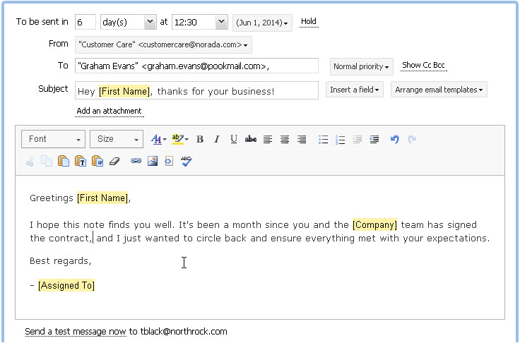 Online Dating First Email Template Email Campaigns