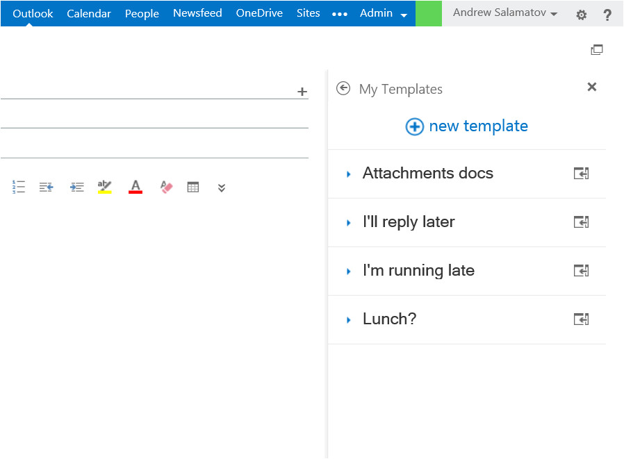 customizing the compose experience with mail apps for outlook