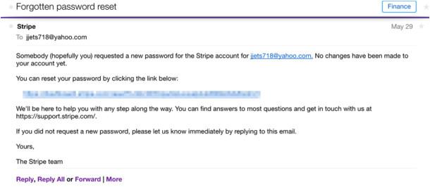 password reset templates best practices