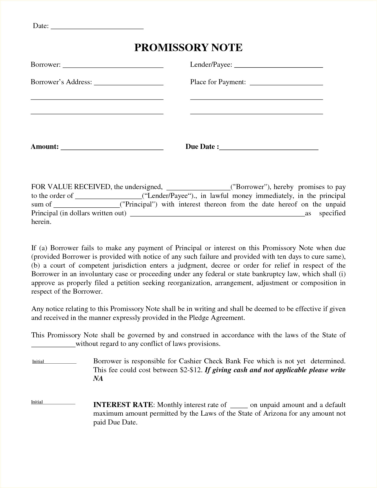 93062 agreement to pay back money